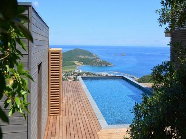 The Best Roads And Hotels In Corsica